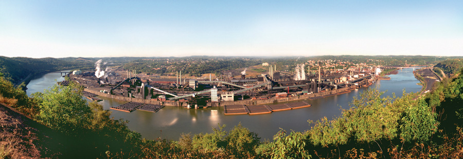 National Alabama Corporation - Midwest Steel - Clairton_Works1