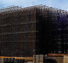 Structural Steel Building North Carolina - Midwest Steel - a-fastenal