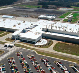 Toyota Motors Manufacturing Facility Phase 5 - a-mercedes