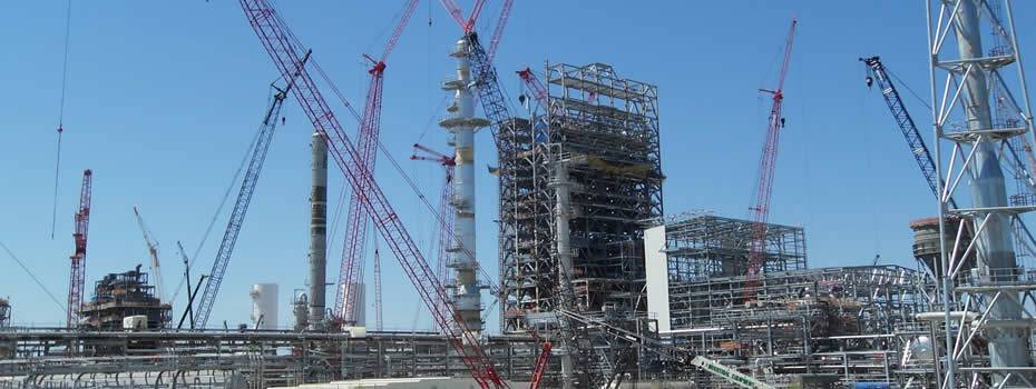 Duke Energy Gasification Facility - Midwest Steel - power-duke-energy
