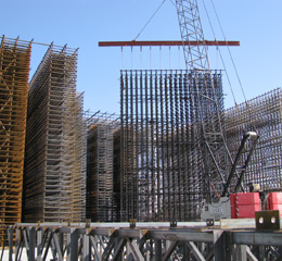 Steel Contractor Missouri - Midwest Steel - racknew