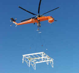 View Our Projects - Midwest Steel - helicopternew