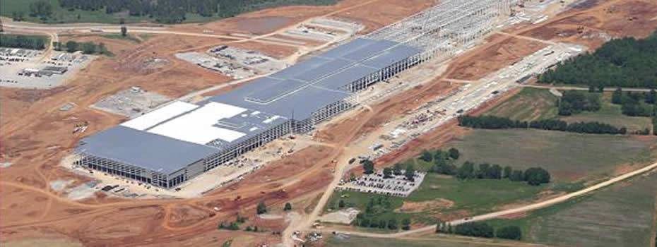 Ford Dearborn Stamping Plant - Roof Jacking - Midwest Steel - national_alabama_corporation
